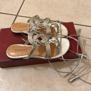 Flat sandals 5